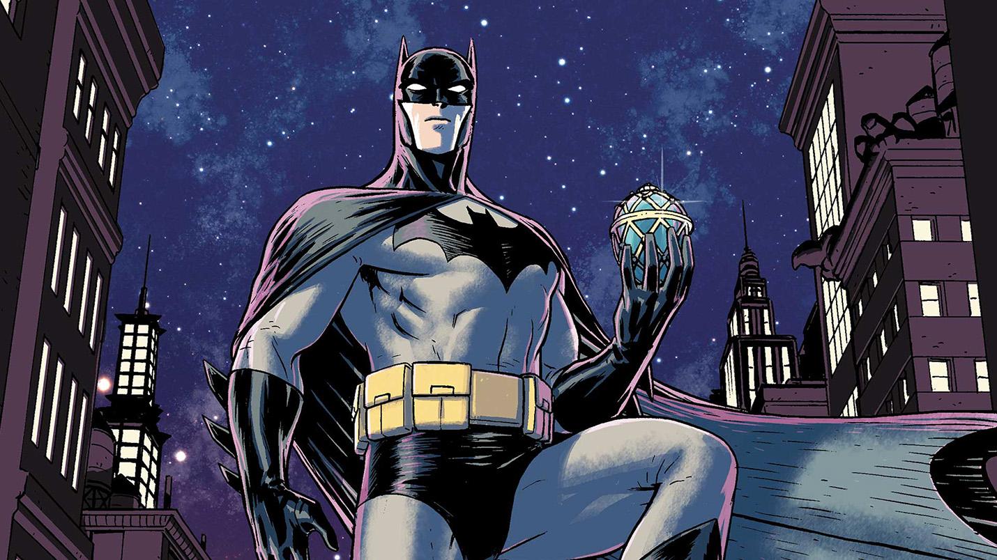 batman comic series